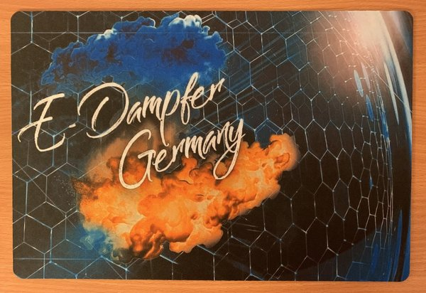 E-Dampfer Germany Wickelmatte